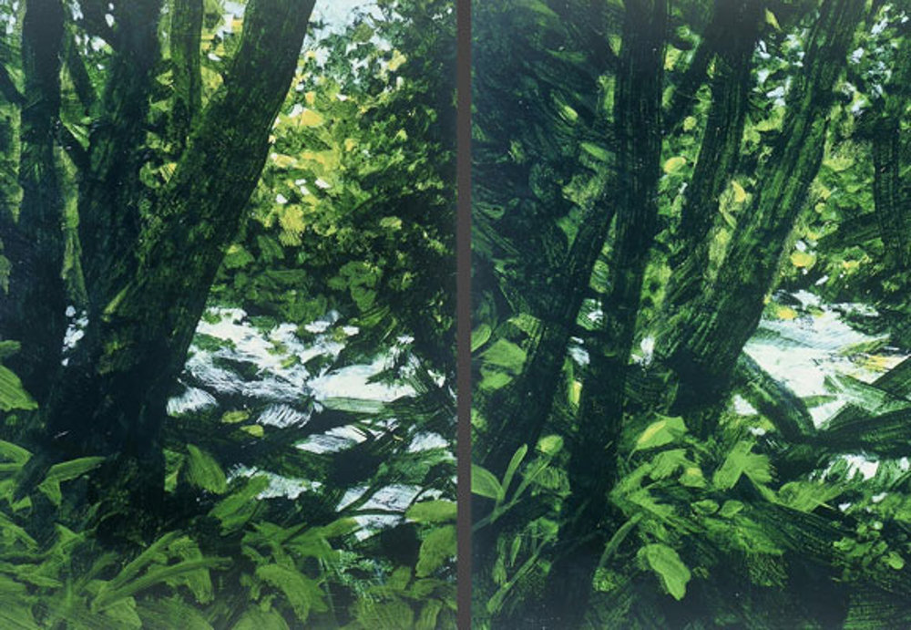Two Studies for Young's Creek