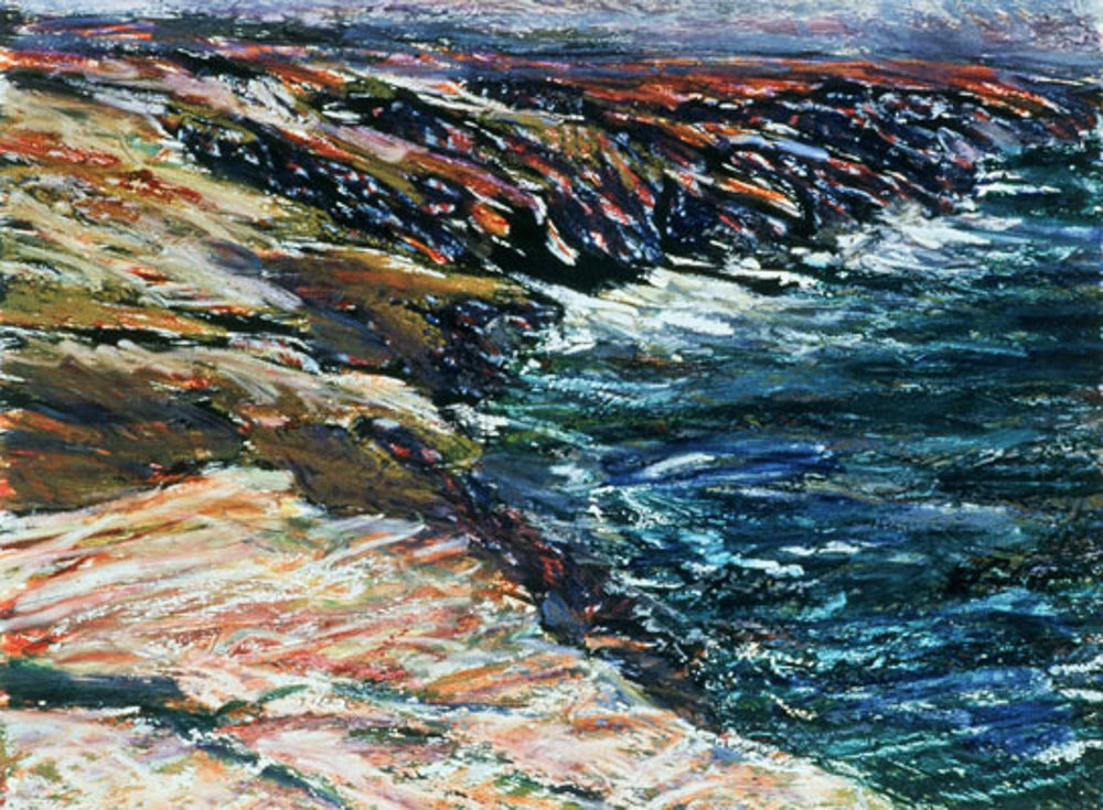 Surf and Rocks, Tankerness