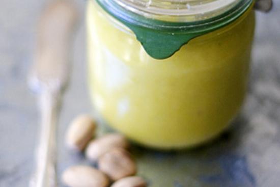 pistachiobutter