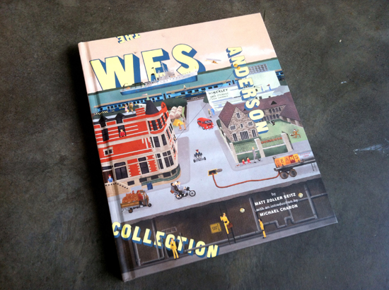 wes anderson book