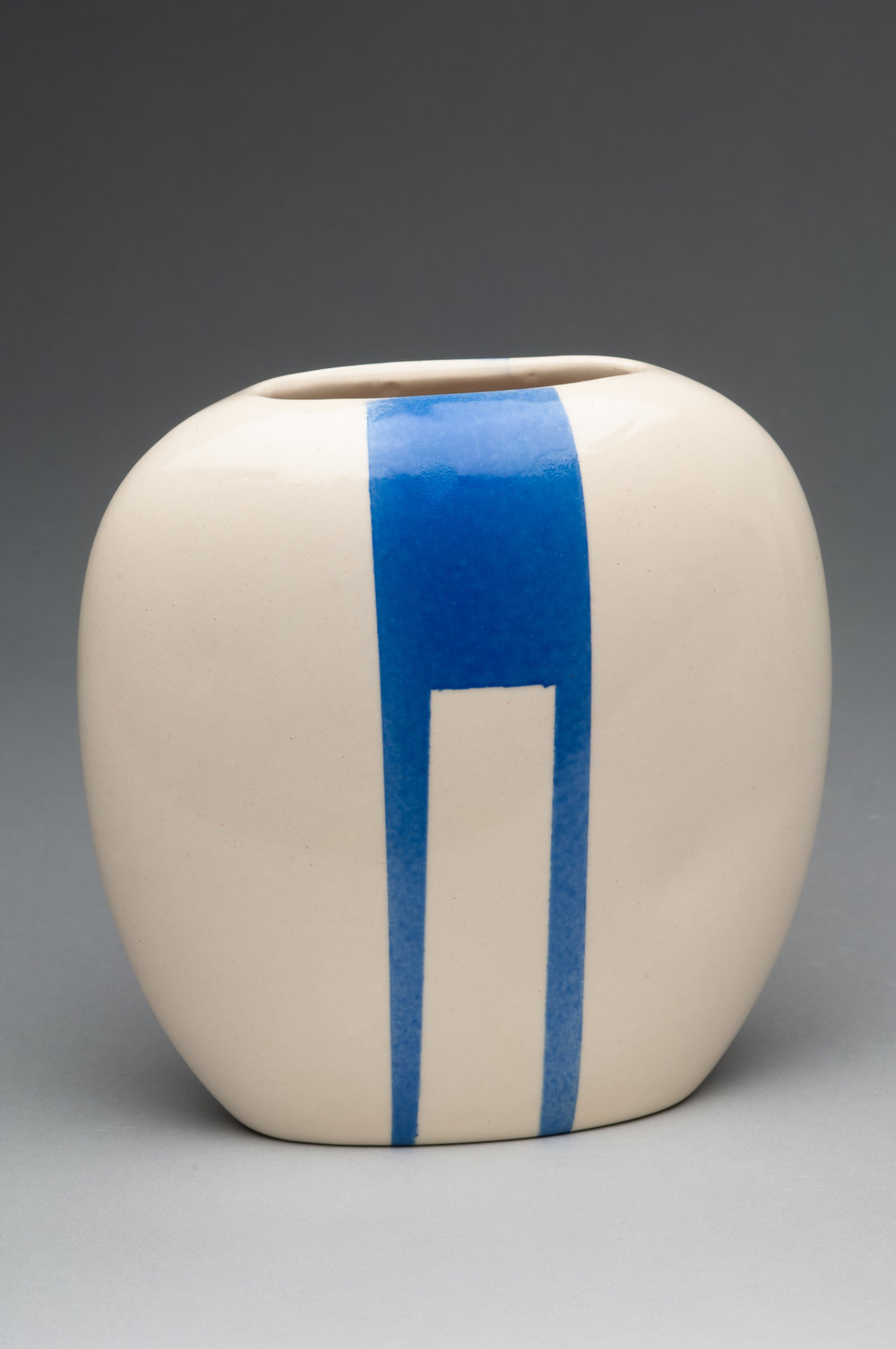 Sm. Oblong Med. Blue Clothespin