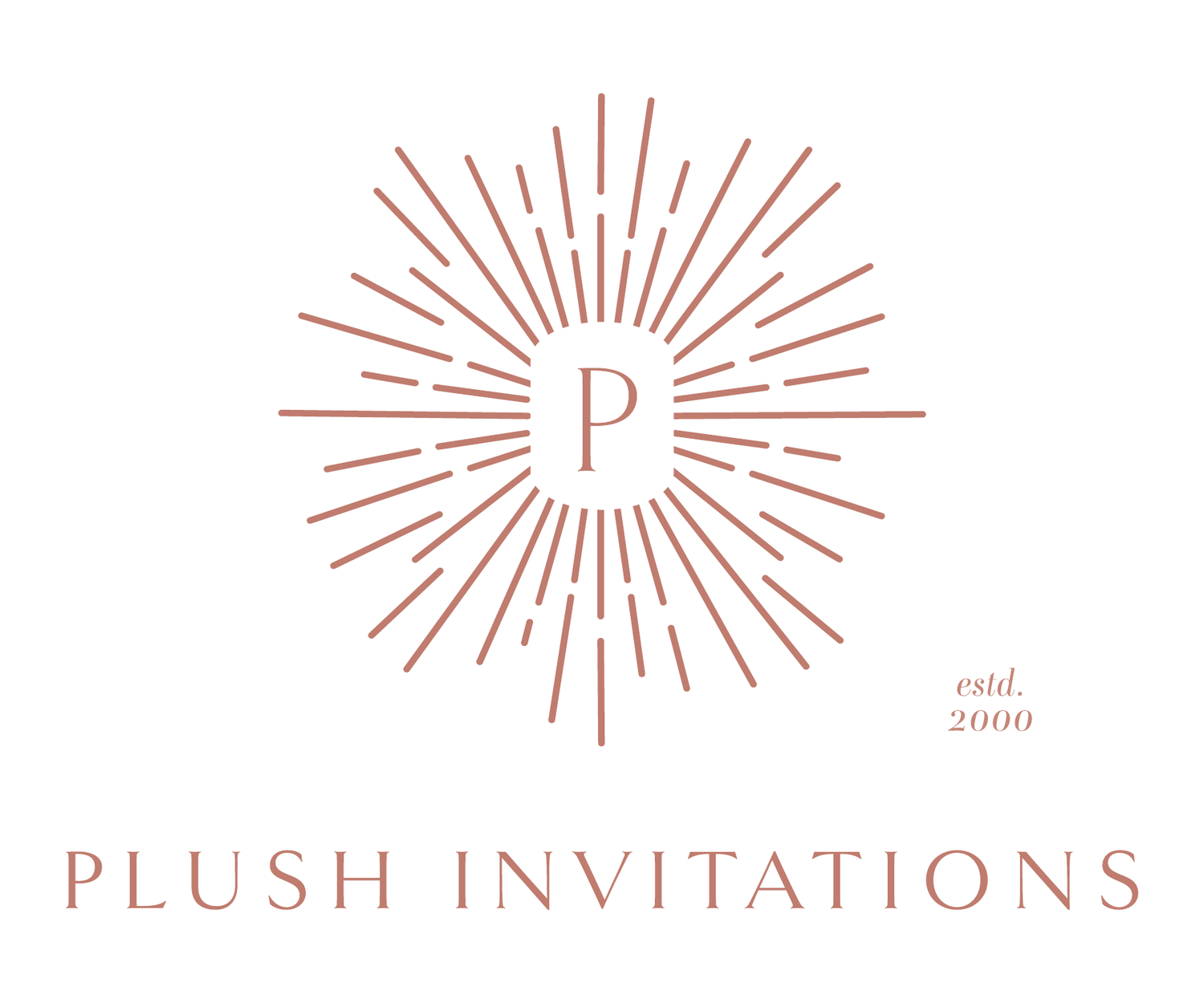 Plush Invitations
