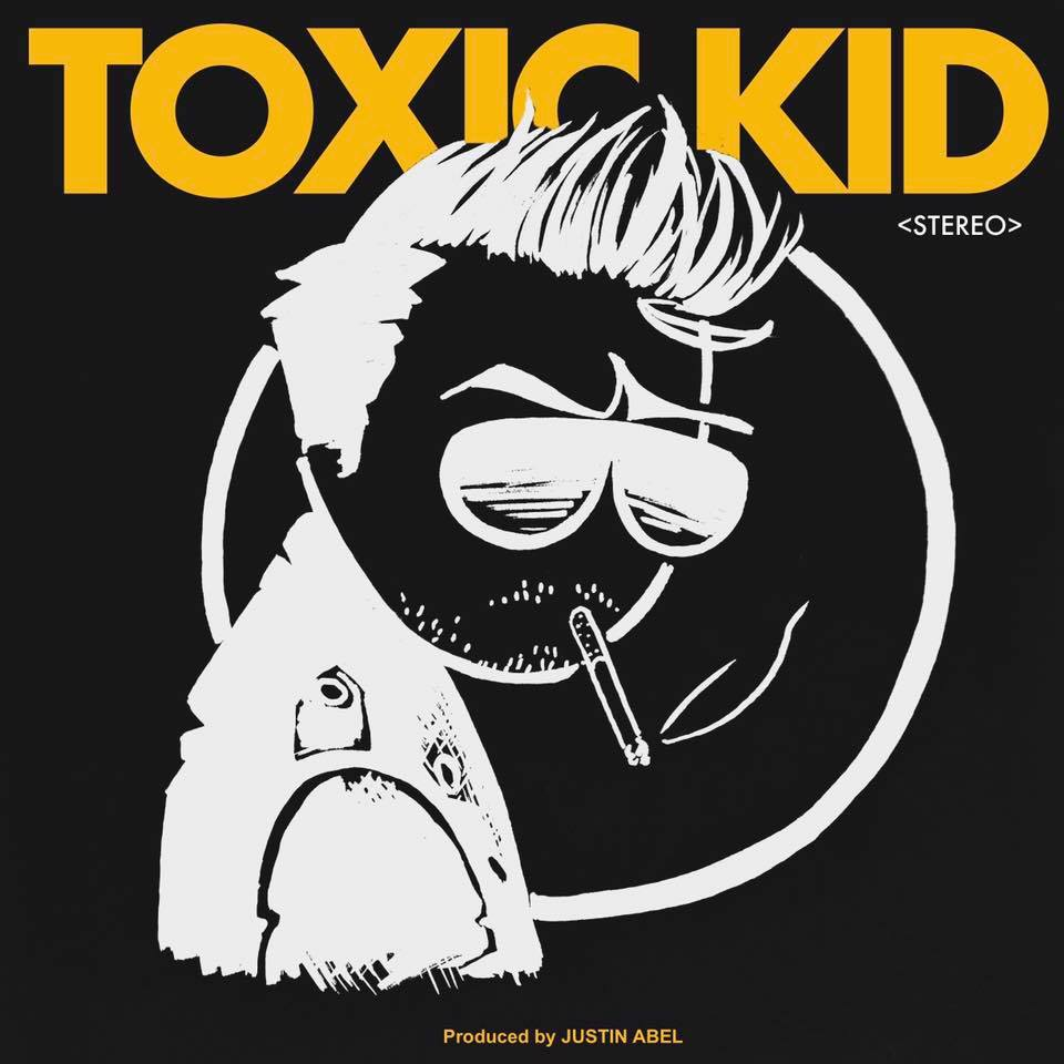 Toxic Kid - Self Titled - album cover.jpg