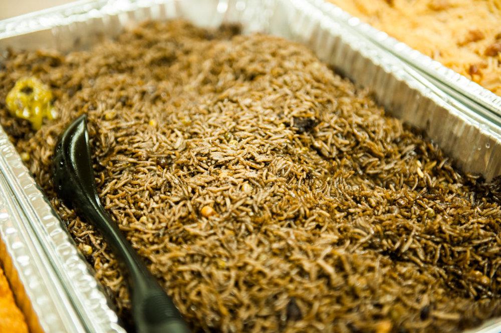 DIRI DJONDJONBlack Rice -