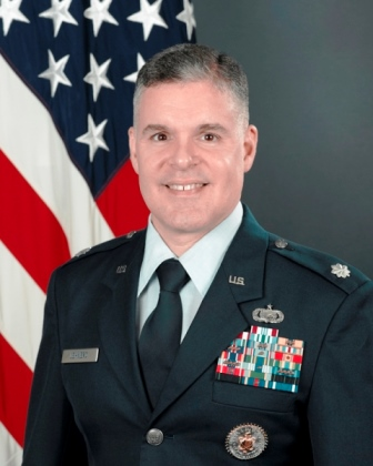 Joe served in the U.S. Air Force from 1983 to 2014.