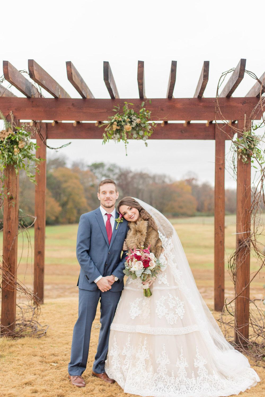 Randy Fenoli Bride - Crissa & Joe