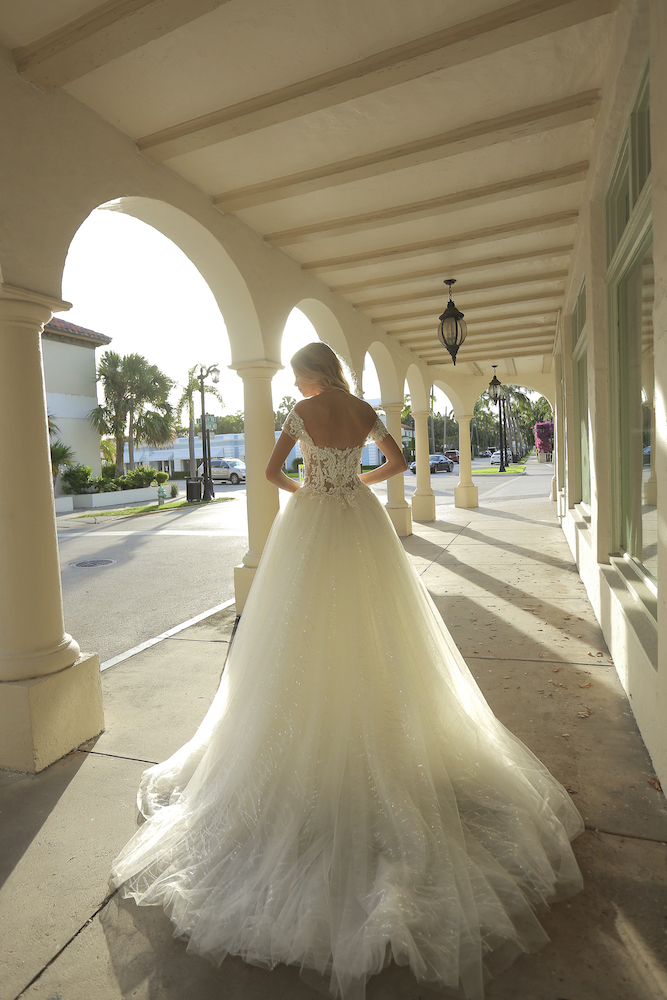 Randy Fenoli - Silver Springs Collection - Antoinette