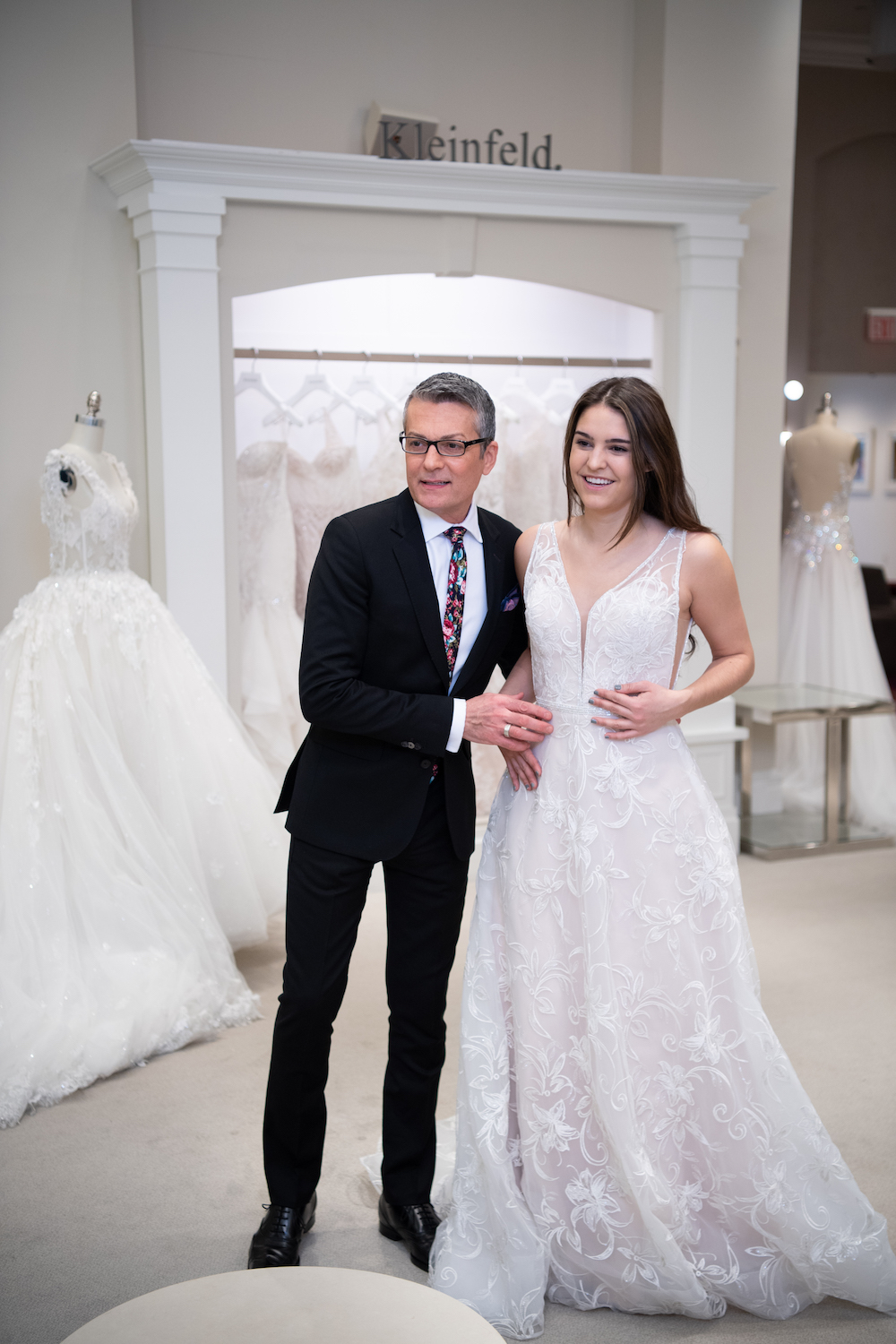 TLC Star of Say Yes To The Dress and Bridal Designer Randy Fenoli photography by Jamie Levine Photography