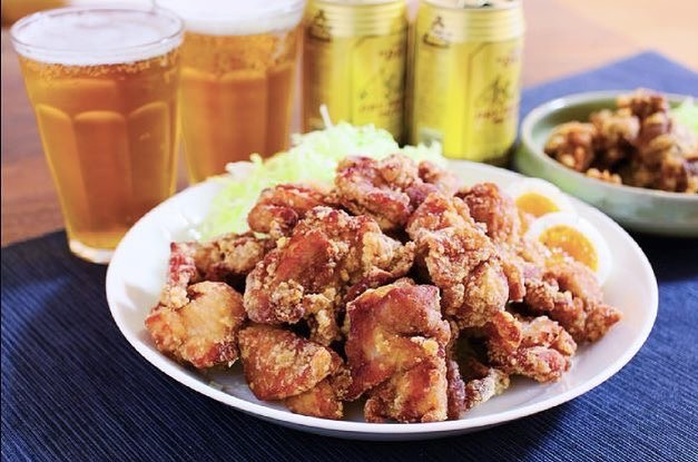 . Try TENKATORI gluten-free and NO MSG Karaage‼️They use potato starch and soy oil‼️ .      . Date: May 25th, 2019 11:00am-8:00pm . Address: Center Street Promenade . #anaheimjapanfair#la#california#anaheim#japanesefestival#event#japanesefood #tenkatori #tenkatoriusa #karaage #friedchicken #losangeles