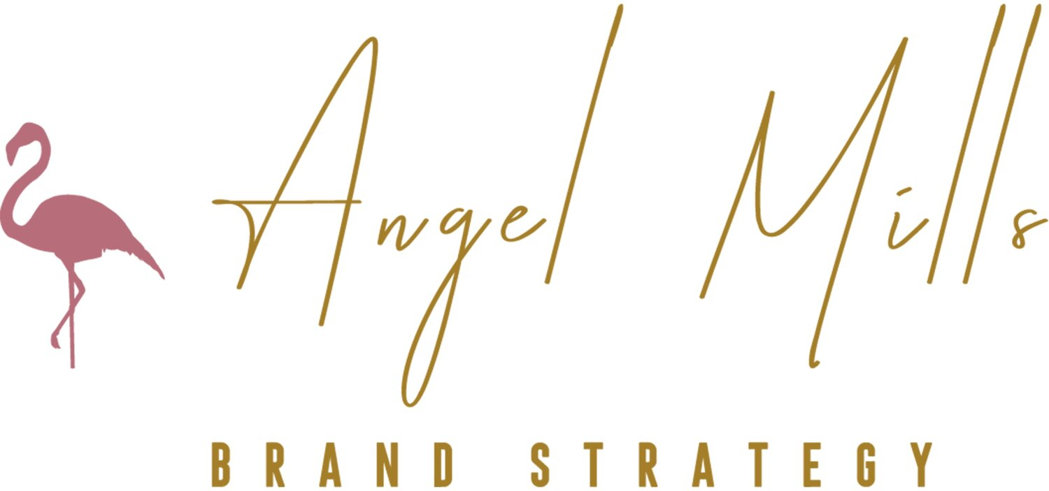 Angel Mills Brand Strategy