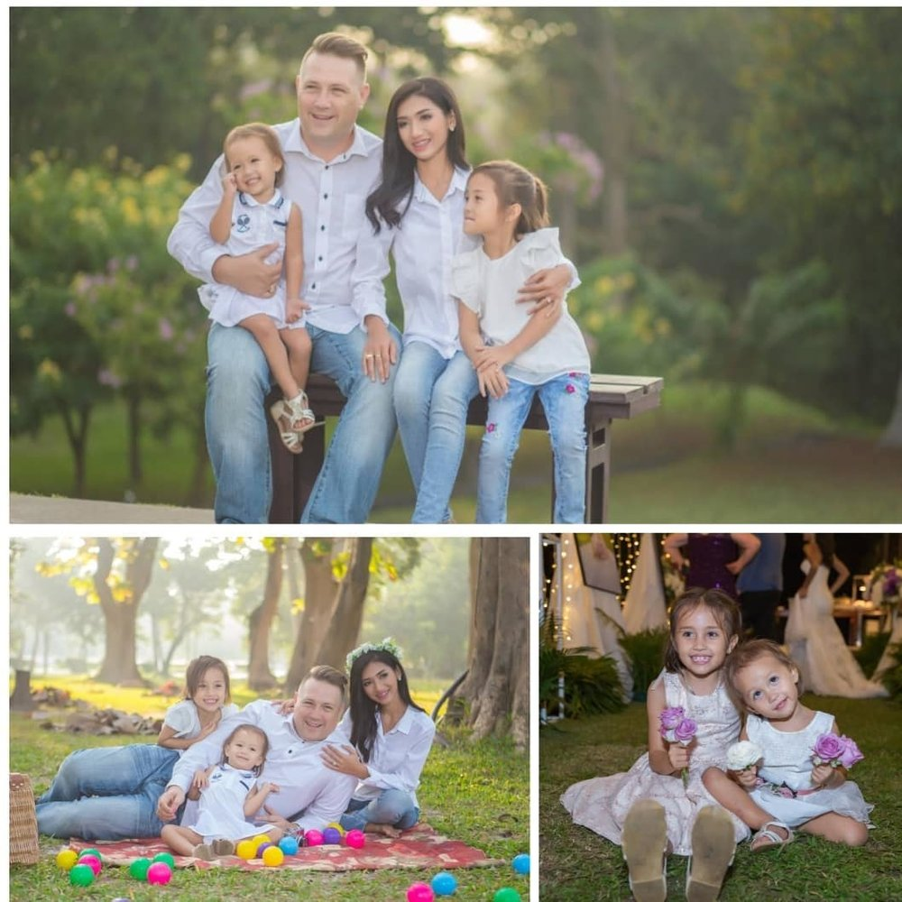 About - Hey Guys, my awesome wife Kate our kids and I are pumped your here. Enjoy the website. We hope to see you at an event soon.Be Blessed.David and Kate