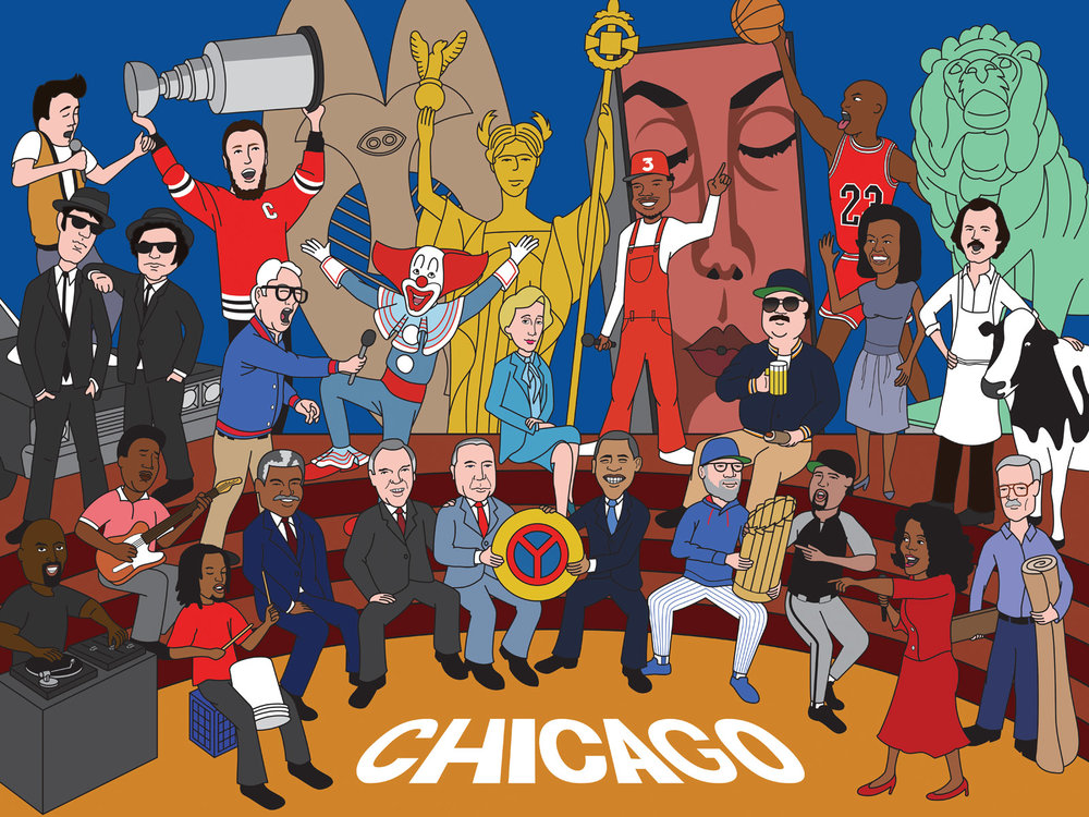 Chicago Characters