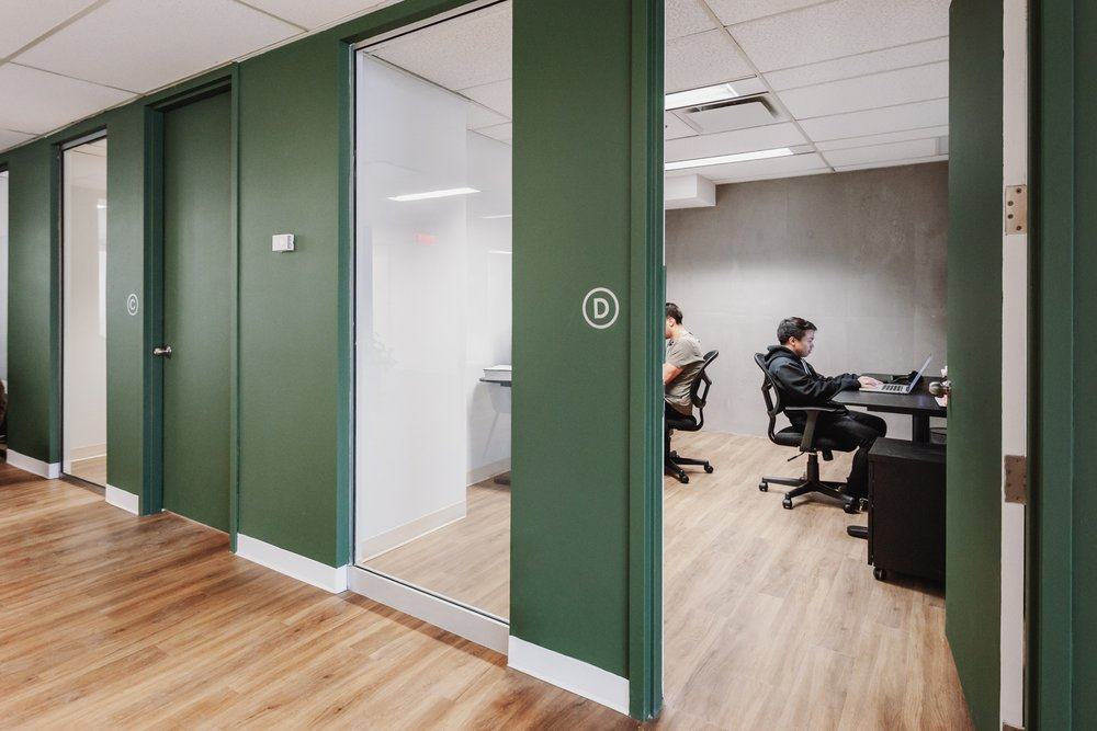 Private Office - From $700/monthTake the next step on your business without committing to long-term leases + enjoy the amenities of an innovative space. Learn more