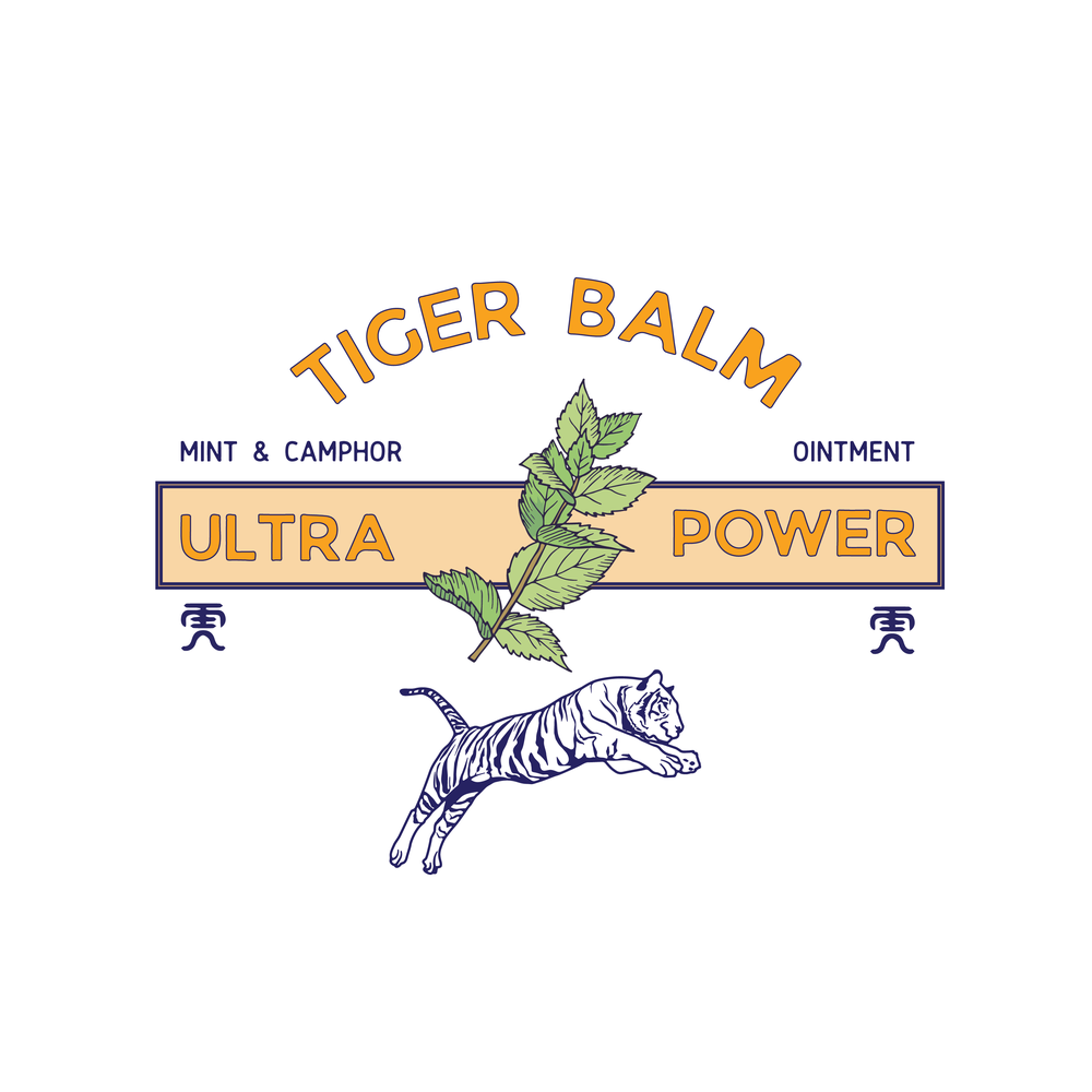 Tiger Balm: Muscle Rub for Pain Relief and Prevention