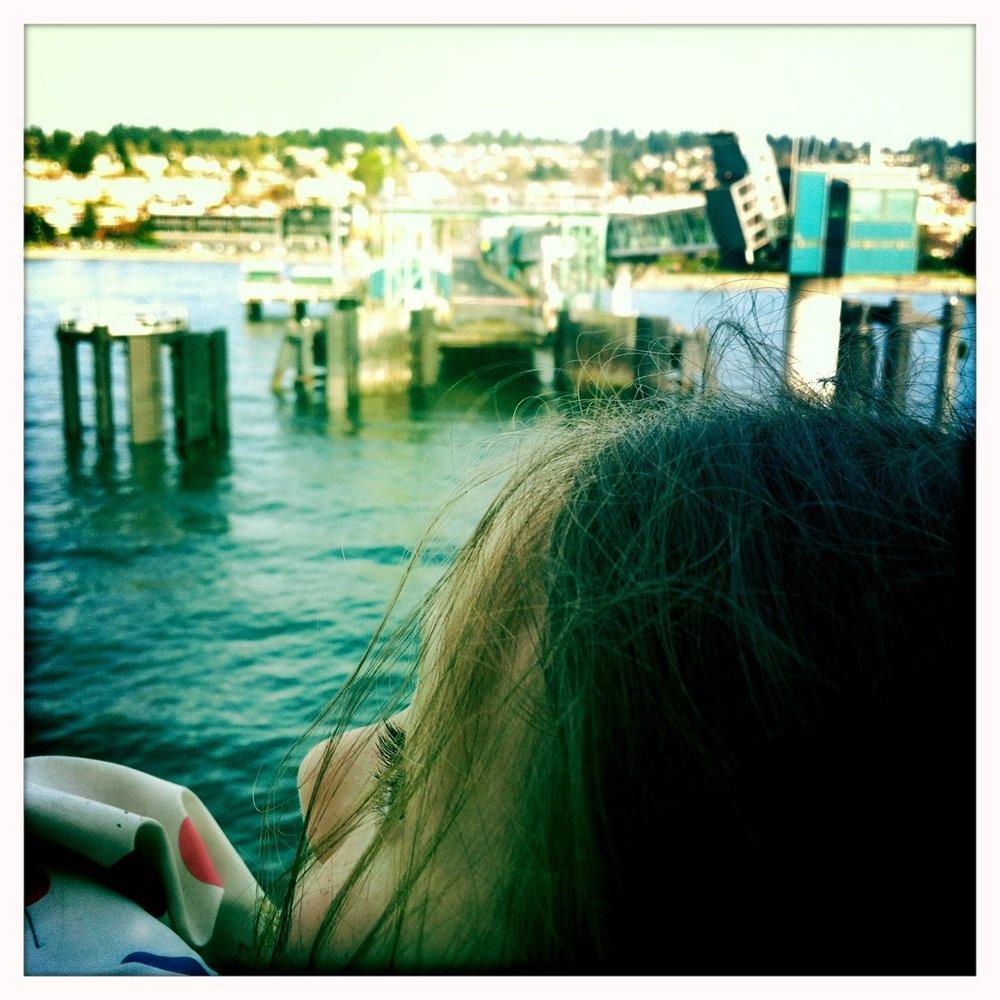 Dock  John S Lens, Blanko Film, No Flash, Taken with  Hipstamatic