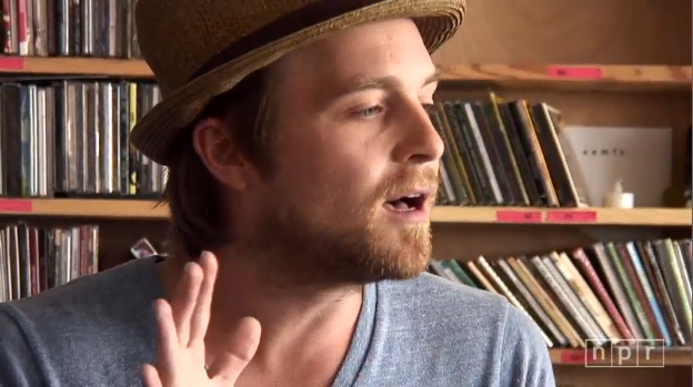 Speaking  of Tiny Desk Concerts.  Check out Ivan & Alyosha's  great performance.