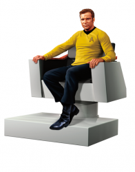 "My friend  Tim  sent me to this site full of peel and stick, 8"" tall  Star Trek Wall Cut Outs ."