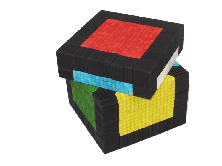 17x17x17 Rubik's Cube style puzzle
