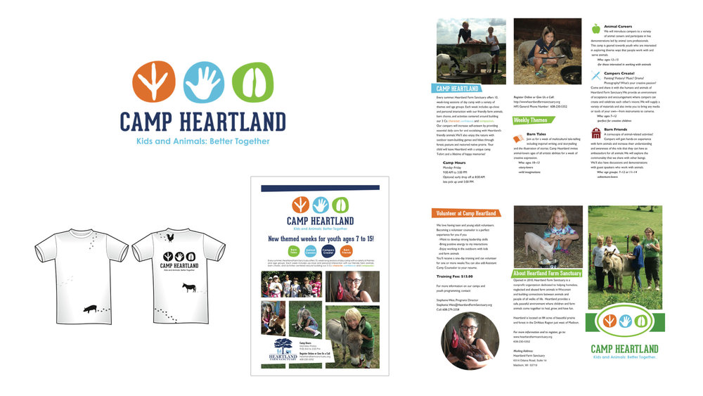Heartland Farm Sanctuary: Camp Heartland