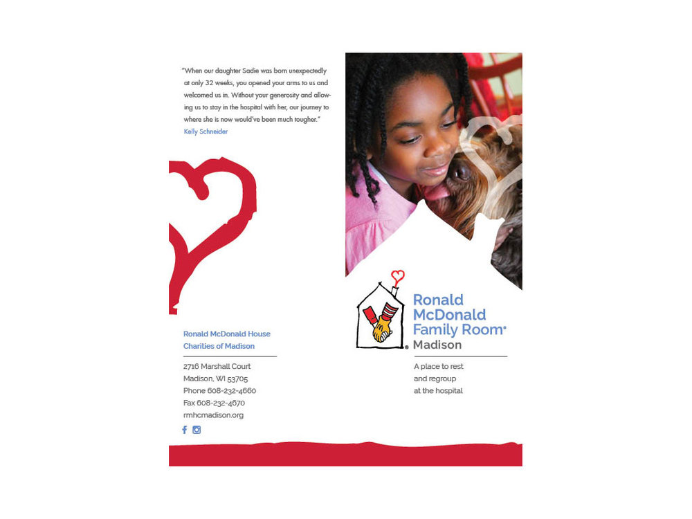 Ronald McDonald House Charities of Madison