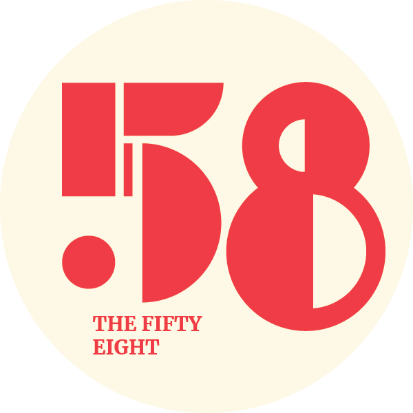 the fifty-eight