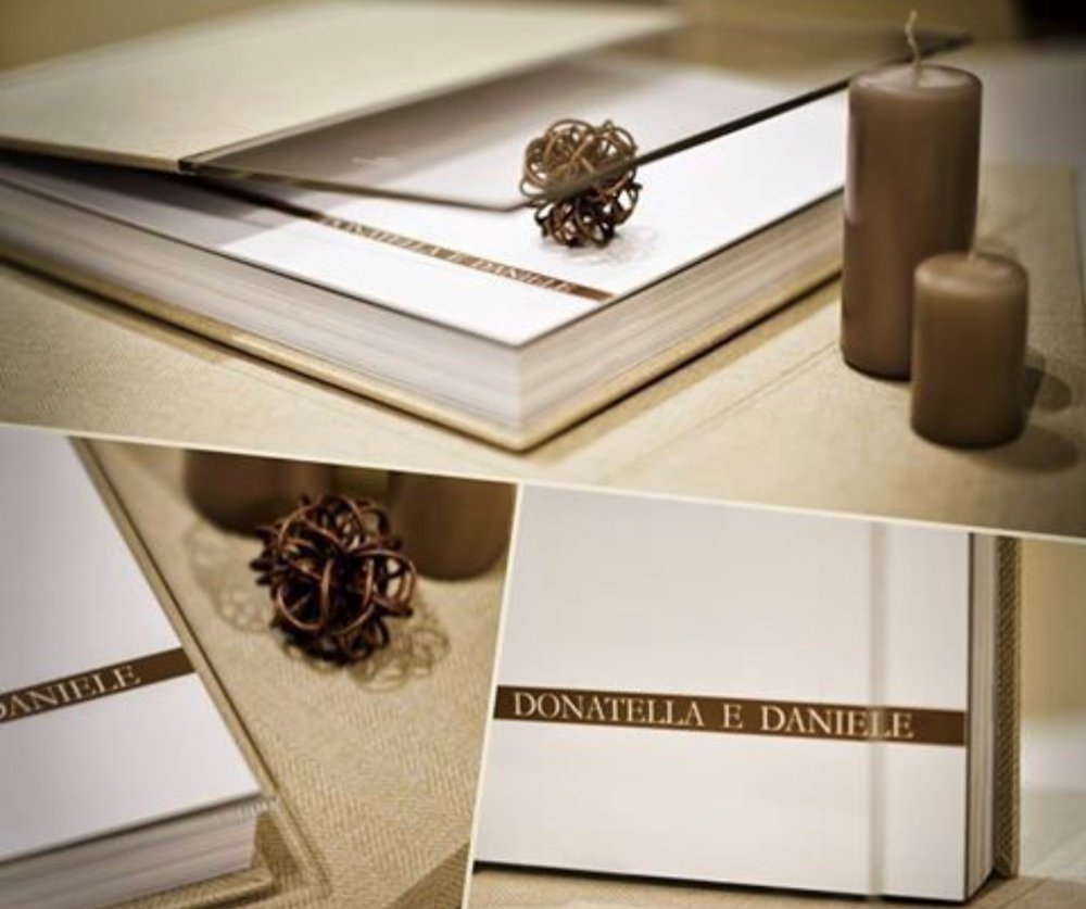 PARENT ALBUMS - Give your parents a gift they can cherish forever. Your parents will receive a 6 x 8 or 8 x 8 clone of your wedding album