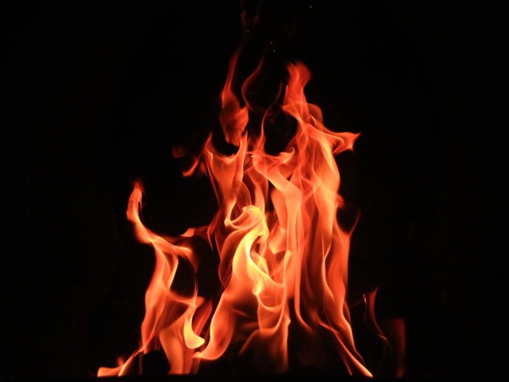 fire ceremony -