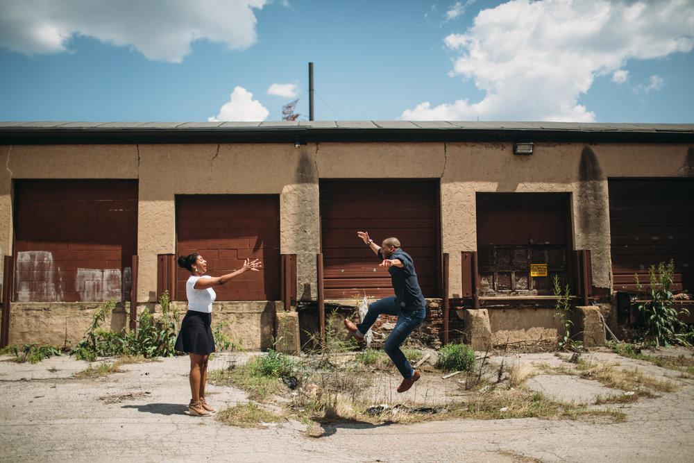 St Louis Engagement Photographer