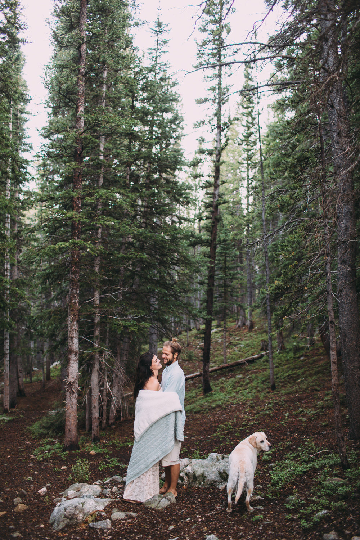 St Marys Colorado Engagement Photographer