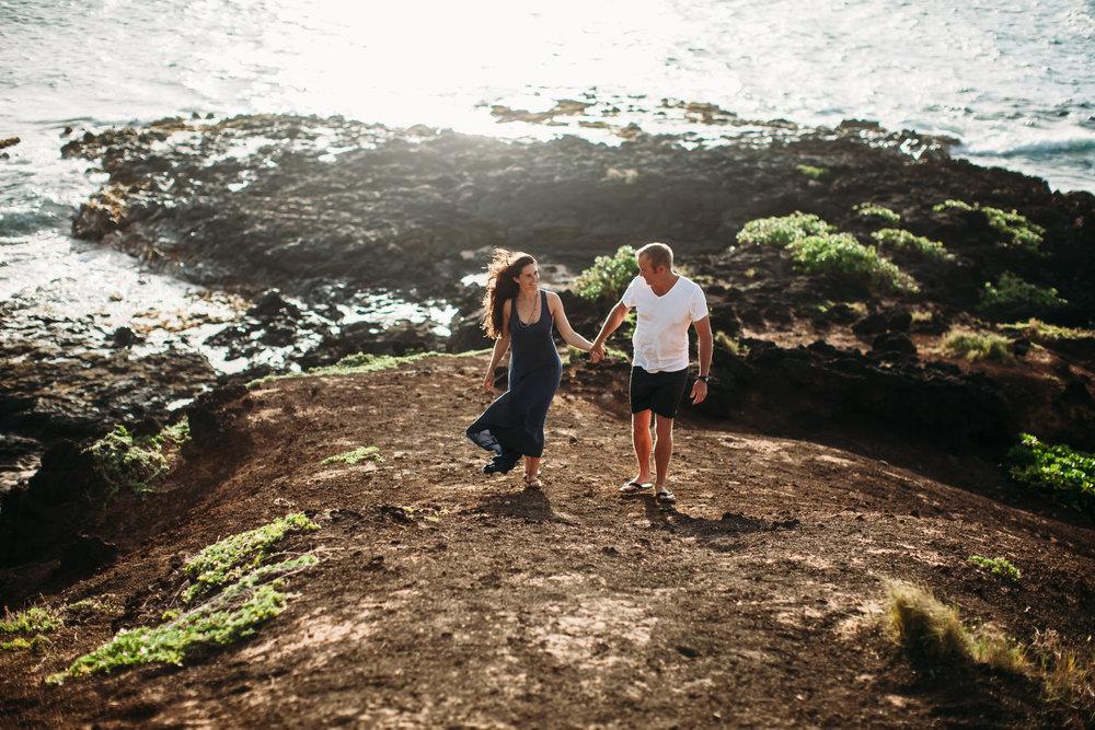 Maui, Hawaii beach engagement and wedding photographer