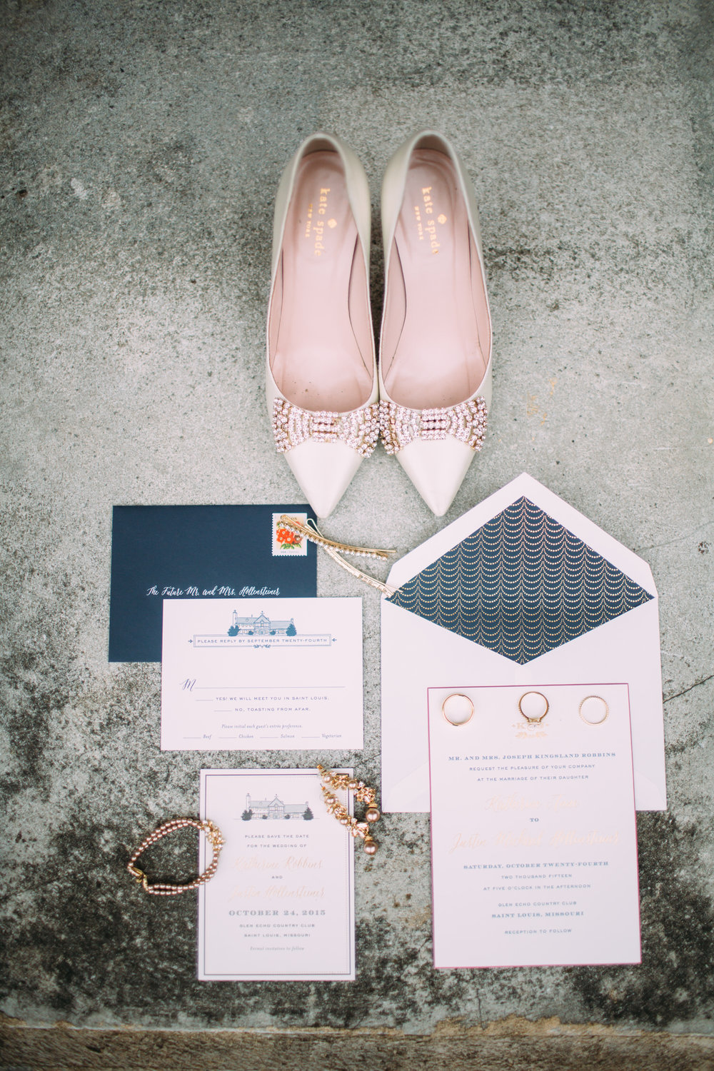 Wedding day details, St Louis Wedding Photographer