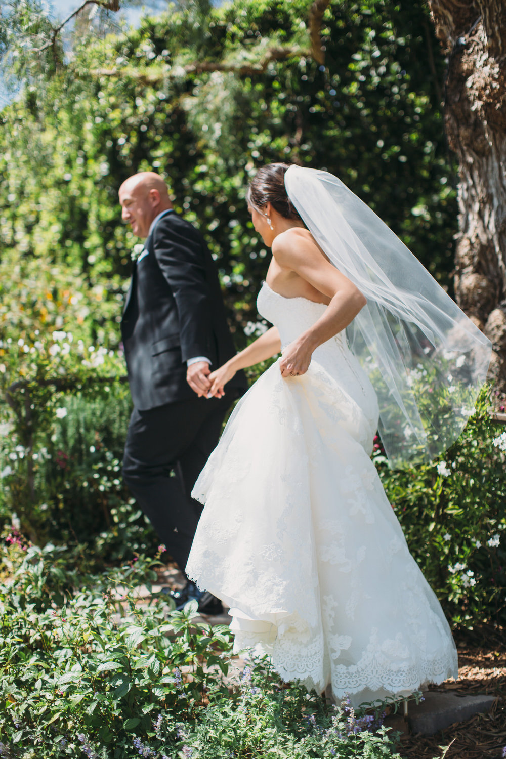 San Ysidro Ranch, Santa Barbara California Wedding