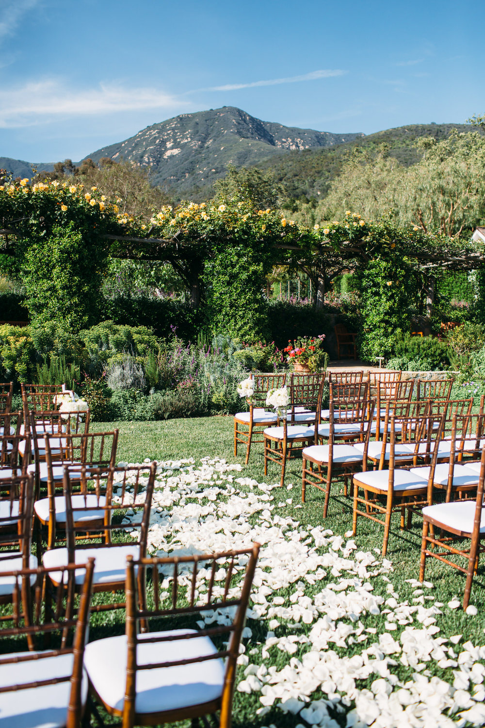San Ysidro Ranch, Santa Barbara California Wedding photographer