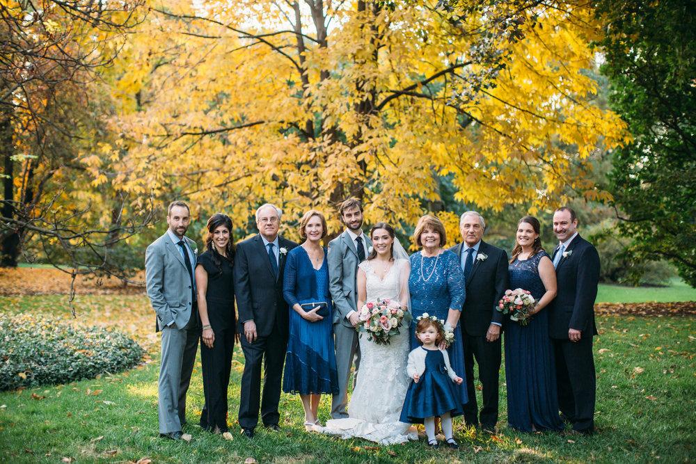 Family formals, family photos on wedding day, group photos at a wedding, relaxed wedding photos, Baltimore Wedding Photographer