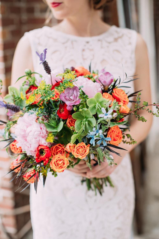 Flowers & Weeds - FLORIST