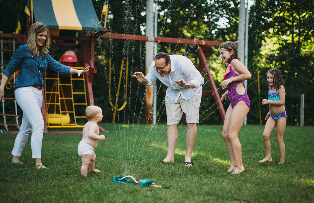 Summertime Family photos,