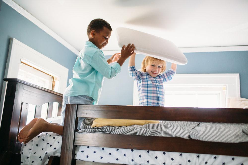 Boys bedroom ideas, St Louis Family Photographer