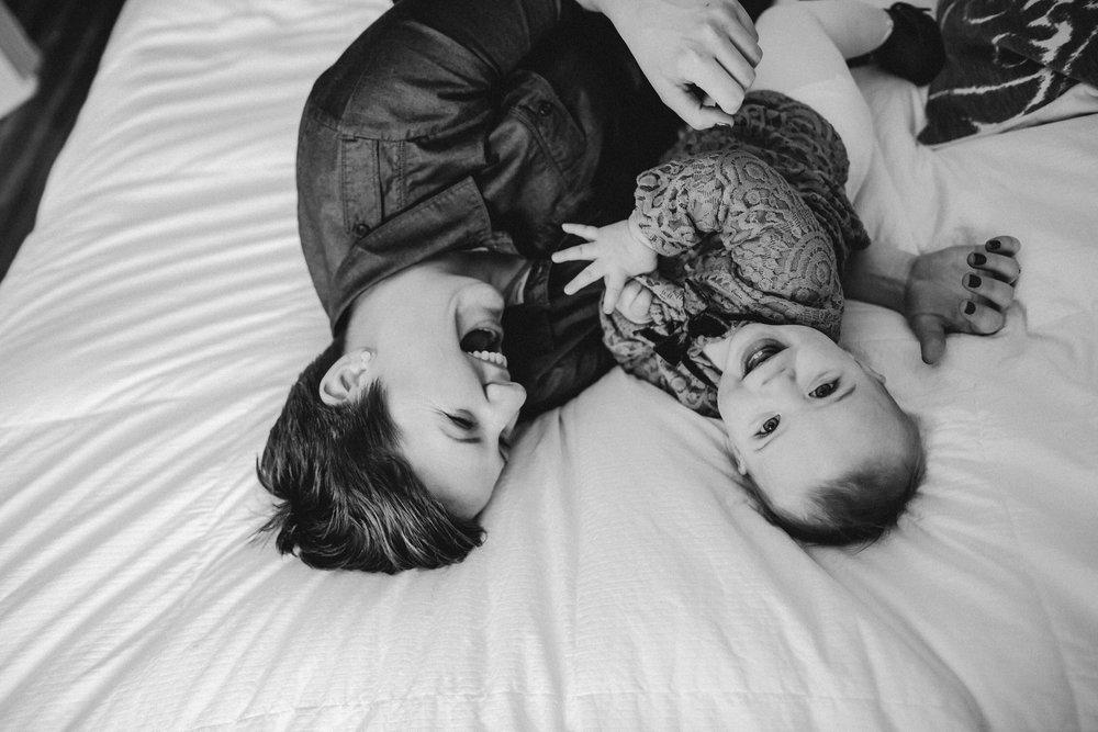 Single mom, Lifestyle photographer