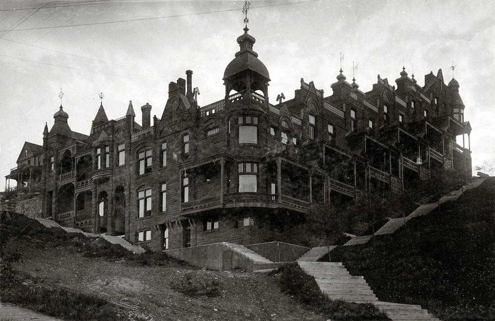 1891 | Photo: Kathryn A. Martin Library