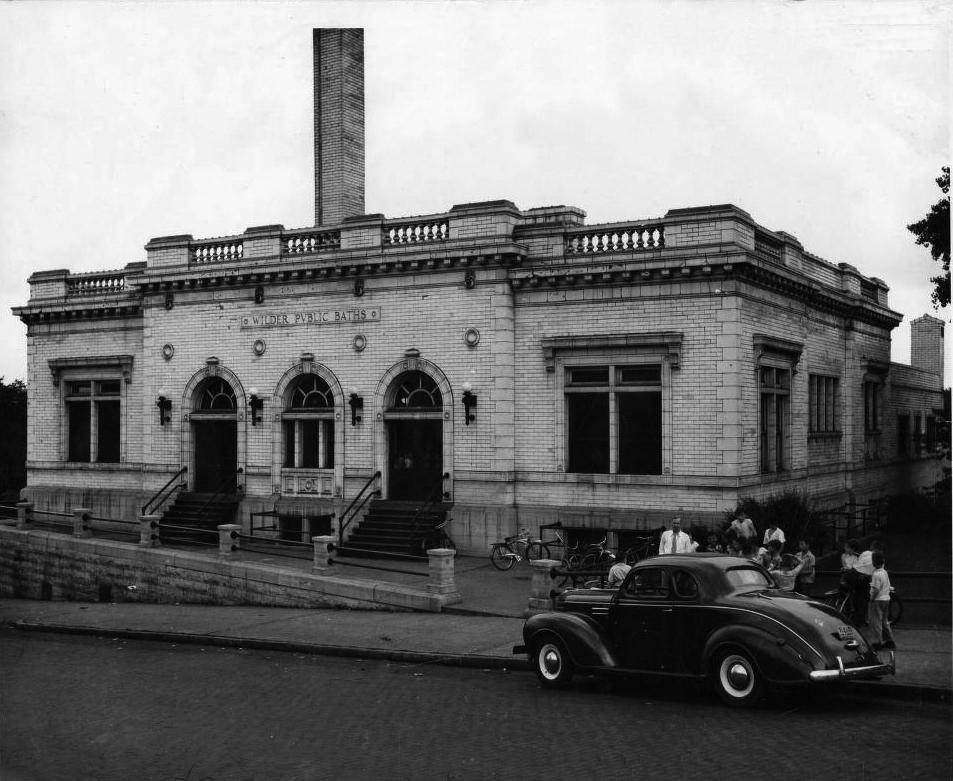 1940. Photo: Wilder Foundation