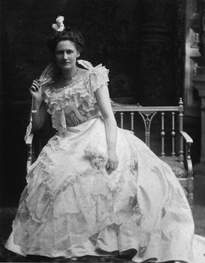 Cornelia Day Wilder in 1900. Photo: Wilder Foundation