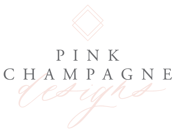 Pink Champagne Designs: Wedding and Event Stationery Design
