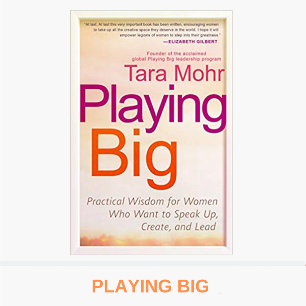 For levelling up in your career - Playing Big by Tara Mohr and The Big Leap by Gay HendricksI read both of these fairly close to each other and I found many similarities just spoken in different voices. Sometimes we can hear the same thing over and over until we hear it from a voice that feels familiar to ours or one we can resonate with and then it just - Clicks.