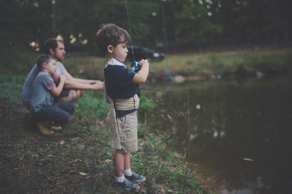 Go Fishing - Cast your line into the clear waters of the Huzzah Creek, which offers various sunfish, smallmouth bass and largemouth bass.