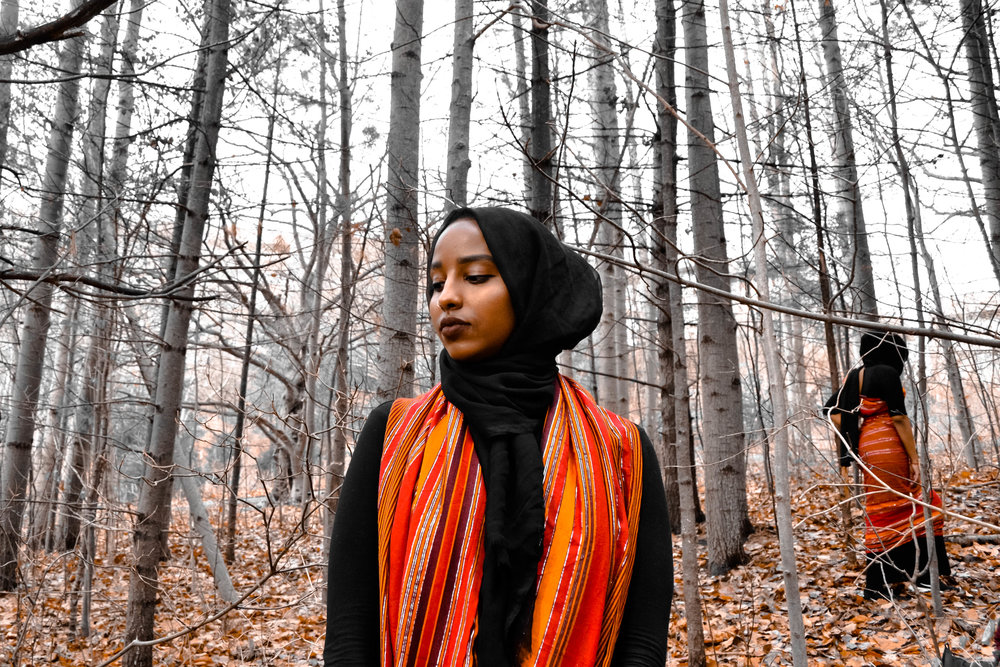 A Search for Hooyo  by Samira Warsame (2017)