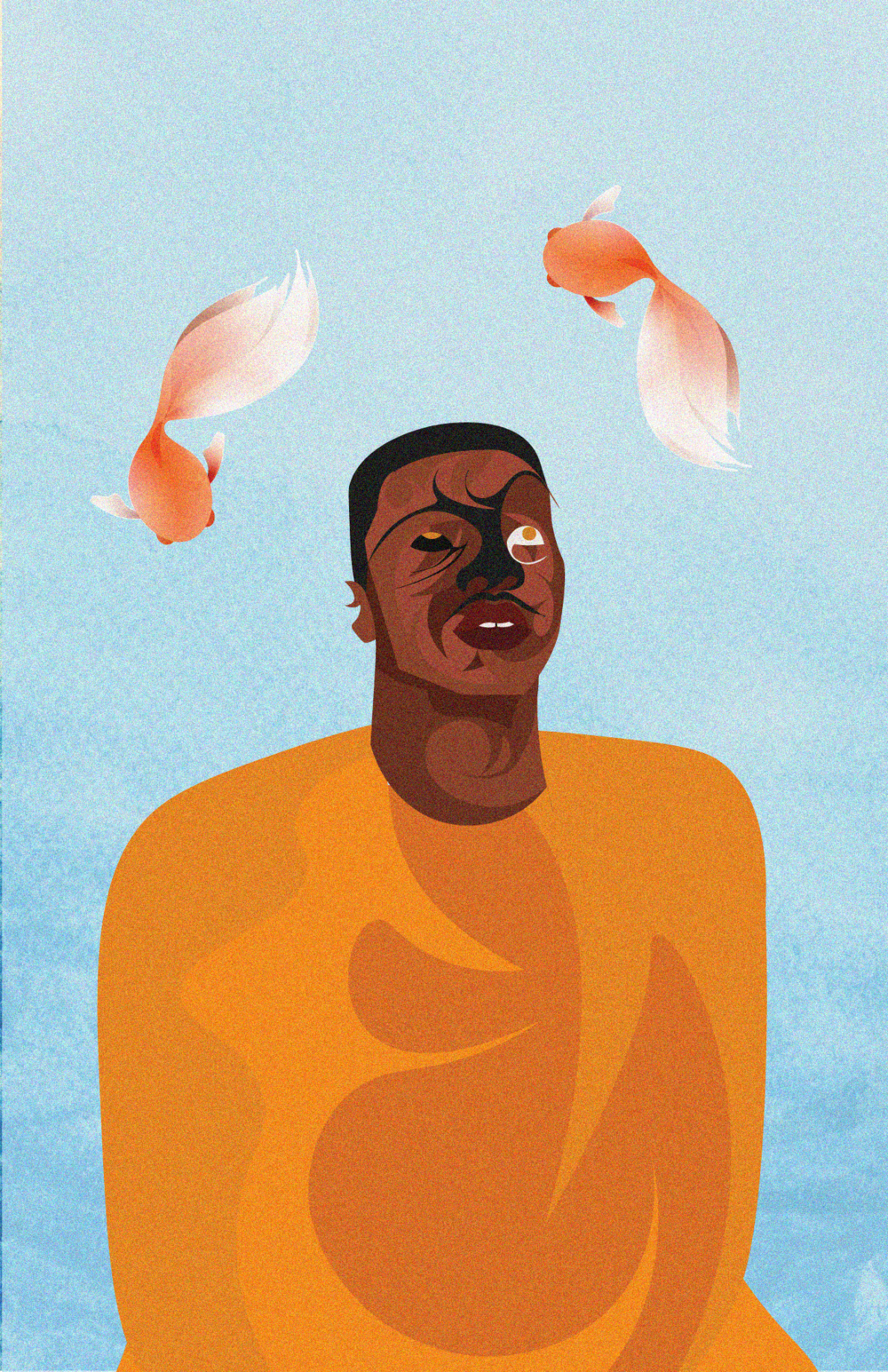 Vince  by Hamda Warsame (2018)