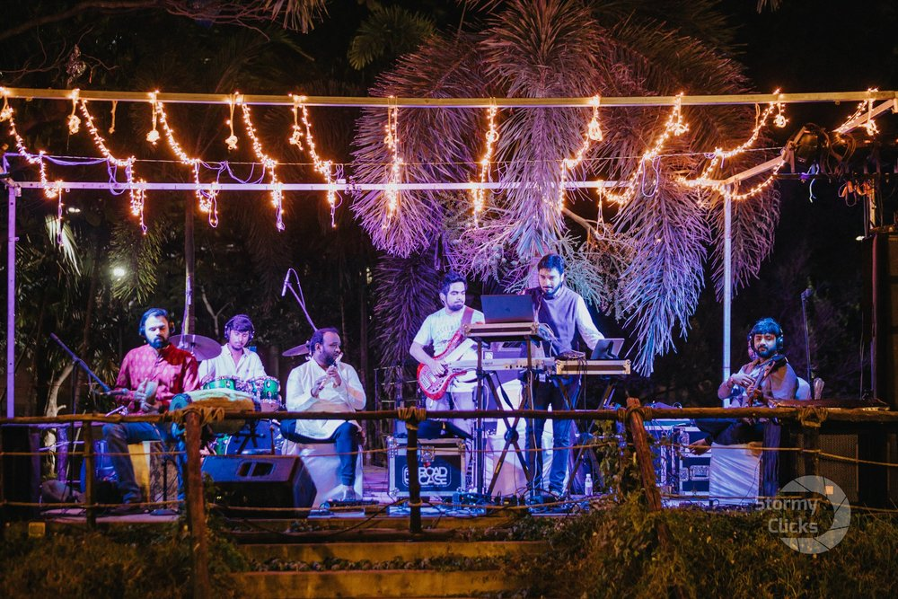 Live Music Performance at SPP Gardens | Corporate Event in Chennai