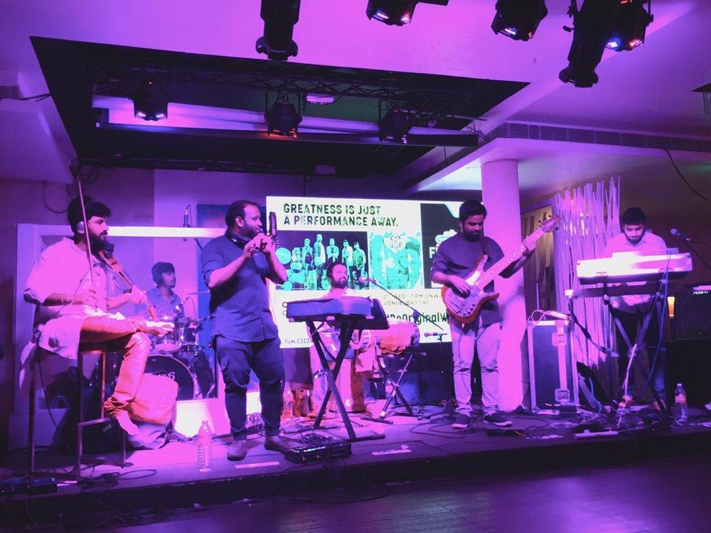 Live Music Concert |    Radiocity Freedom Awards Chennai    | Bay 146
