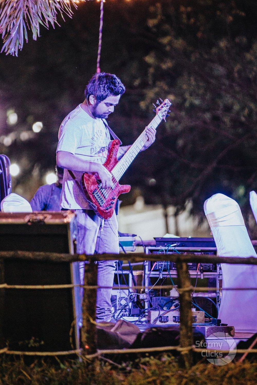 Bumon Kashyap | Basist