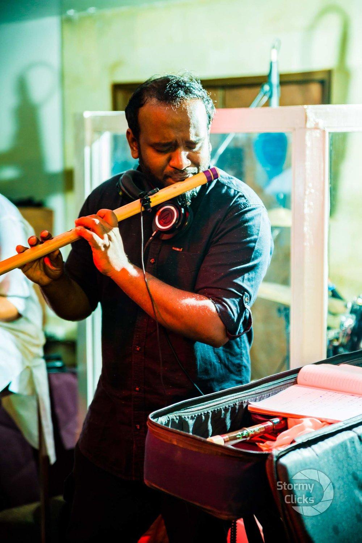 Oxygen Music Band Performance Chennai Vishnu Flute.jpg